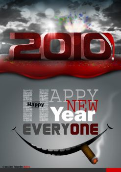 2010 new year by esslam