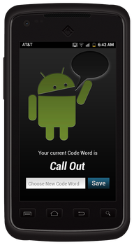 First Android App: Call Out by FallnShadw
