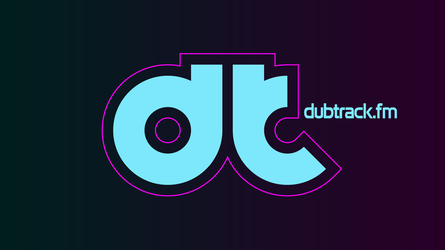 Dubtrack.FM YT, FB, Twitter Cover Art by imthelatvian