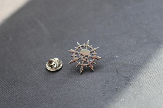 Star of Chaos Pin by Snoopyc