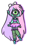 [pixie] - Sugary-Stardust by hello-planet-chan