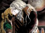 Just a kiss by ClAyMoRe--MiRiA