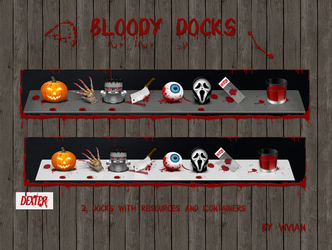 Bloody Docks by Gor0n