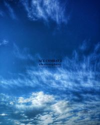 ACE COMBAT 3 electrosphere IE Poster by DragonSpikeXIII