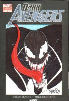 dark avengers cover by eugenecommodore