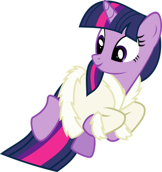 Twilight Sparkle - Bathrobe Hop by extreme-sonic