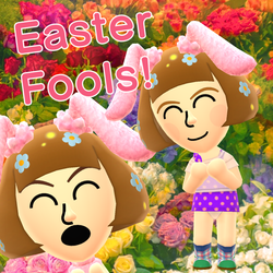 Easter Fools Pic by Blazikenpwnsyou