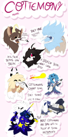 Mixnimal - Cottemony ref (Basics 4 MOUTH) by SnowySeal