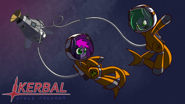 In Space No-one Can Hear You Throw Insults by Scramjet747