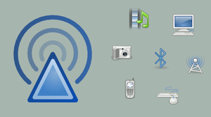 Icon pack for Gnome Bluetooth by mischamajskij