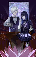 Death Parade Poster by Liansa