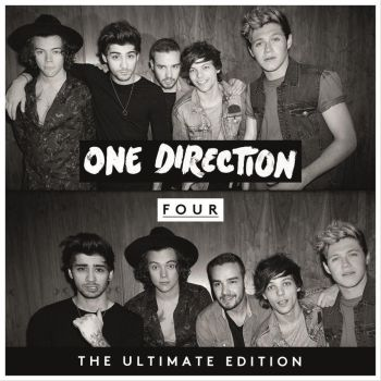FOUR (Deluxe) - One Direction [[Download]] by ThingsWithSwaag