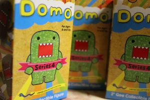 Domo Qee Series 4! by PiliBilli