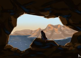 Caving: This isn't the Way Out by lightningspam