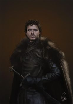 The King in the North by fishglow
