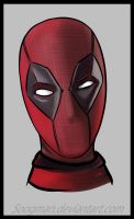 Deadpool by Soogman