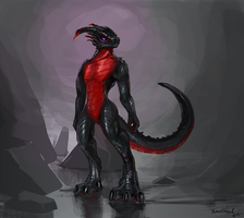 Vulkan (commission) by ThemeFinland