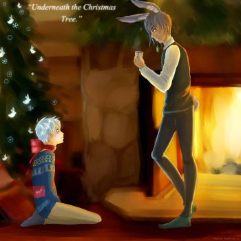 -All I want for Xmas is You- (JackRabbit) Part 3 by KT-ExReplica