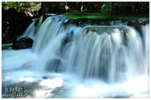 Miniature Falls by MOMOroxette