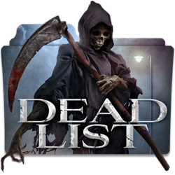 Dead List 2018 v1S by ungrateful601010