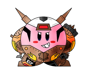 Kirbyformers 2 HD: Wreck-Gar (G1) by Kirby-Force
