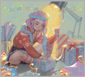Merry Christmas by Mireys