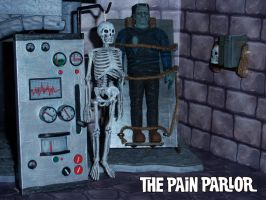 The Pain Parlor by MisterBill82