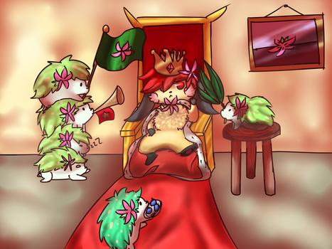 Queen of shayms by mosac-D