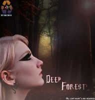 Deep forest by Rajesh98
