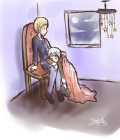 APH - Norway and Iceland by DinoTurtle