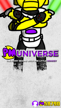 PM Universe Wallpaper: CYPHER300 by pm58790