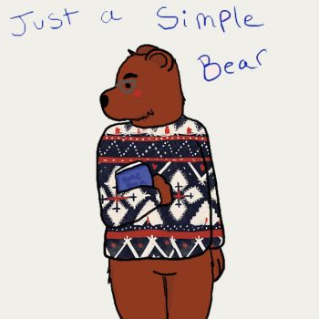 A simple bear by specky1