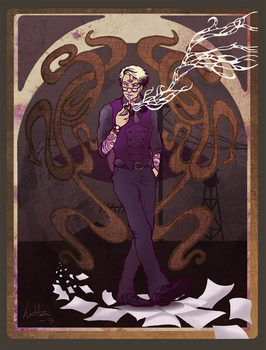 Welcome to Night Vale by onlysan