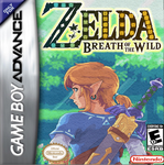 Couv Only Zelda BOTW GBA by LOrdalie