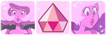 Pink Diamond Divider by MissToxicSlime