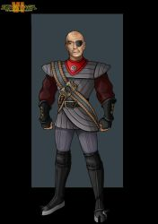 general chang by nightwing1975