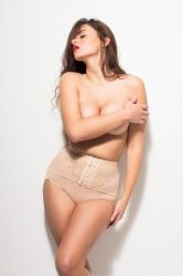 Curvy is the new skinny by mariannaphotography