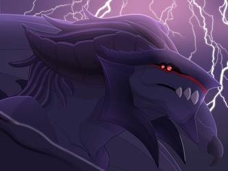 The Thunderous Beast of the South by GoldieClaws