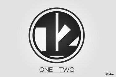 One Two Logo#3 by Zee-Who