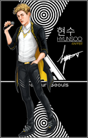 SoS | Kim Hyunsoo by zerofinite