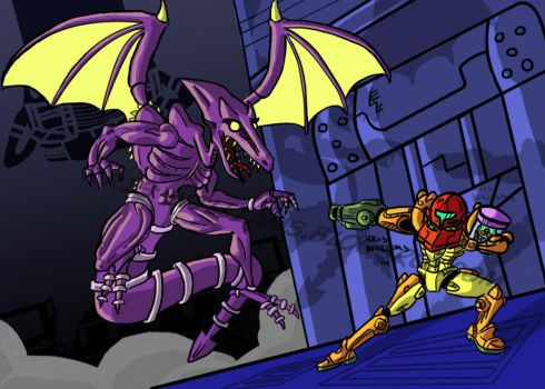 The Last Metroid by SeltzerWaterfalls
