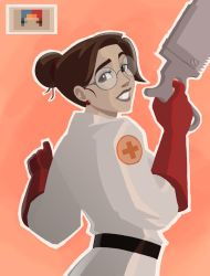 TF2 Fem Medic Final by Mr-Greeley