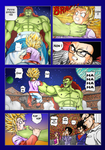 Dragon Ball Multiverse by mr-abe