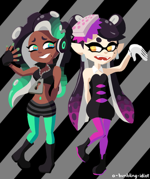 Stay Fresh Off the Hook? (1/2) by A-Bumbling-Idiot