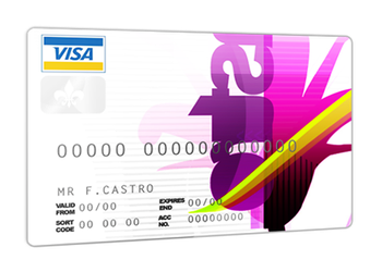 bankcard design by castr-0