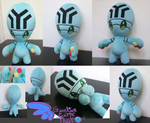 Elgyem 12'' Pokemon Plush! by GuardianEarthPlush