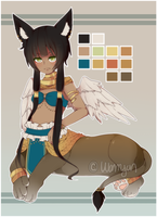 [CLOSED] Sphinx Auction Adopt by WanNyan