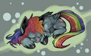 Sleepy Head by 8-Xenon-8