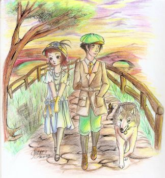 COAD - a stroll in the 20s by kanzeNatsume