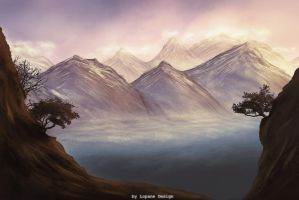 The Alps by AlanLopane